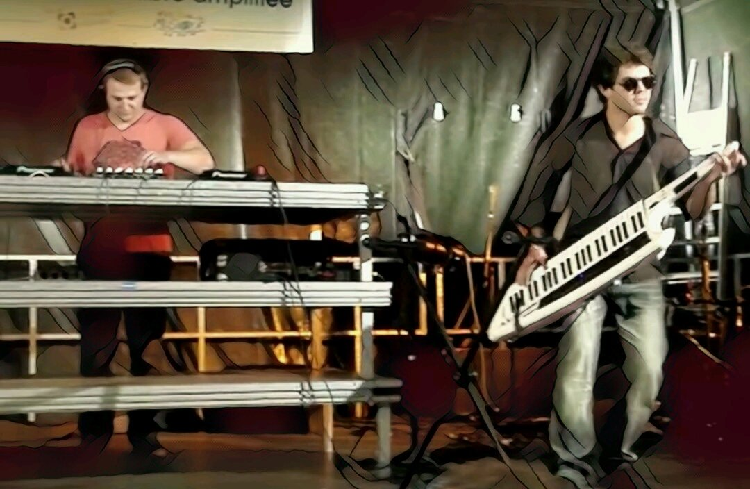 Electro & Funk // Keytar solo